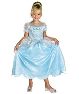 NEW Disney Cinderella Child Halloween Costume, size S/P (4-6x) by Disguise - £15.13 GBP
