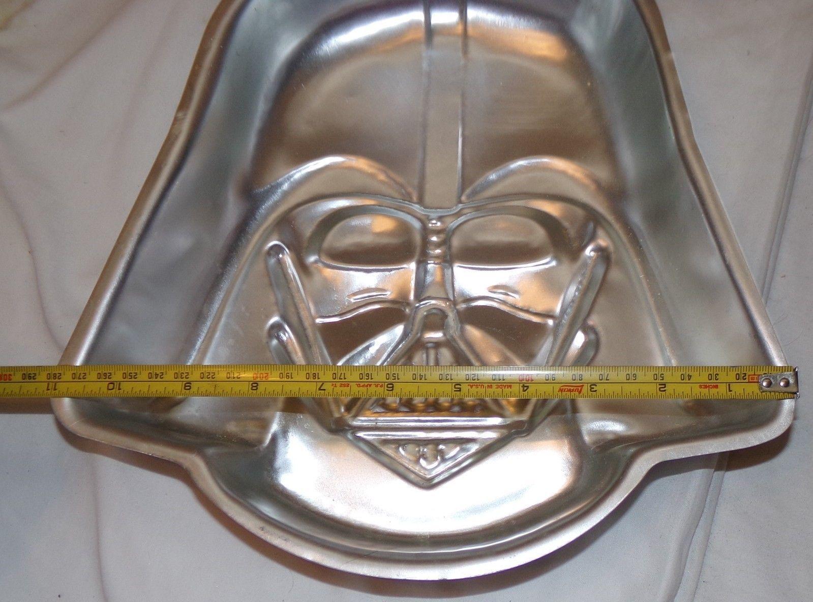 Darth Vader Lucas Film Wilton Cake Pan Baking Star Wars