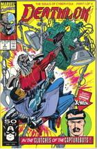 Deathlok Comic Book #2 Marvel Comics 1991 NEW UNREAD - $2.99