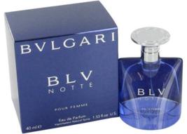 Bvlgari Blv Notte Pour Femme 1.33 Eau De Parfum Spray  - $250.89