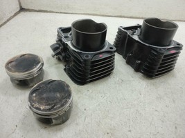 Suzuki VS800 Intruder 800 Cylinder Piston Set 1990-1998 Front 1992-1998 Rear - $159.95