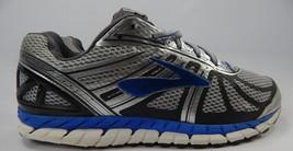 Brook Beast 16 Size US 13 M (D) EU: 47.5 Men's Running Shoes Silver 1102271D005