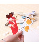 XUES® 14PCS/Lot Creative Butterfly Bookmarks Cartoon Book Marks Paper Clip - $1.67
