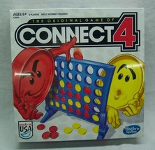 Hasbro ORIGINAL GAME OF CONNECT 4 FOUR NEW in Shrink wrap 2013 - $18.32