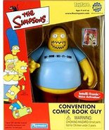 Simpsons Mail-In > Convention Comic Book Guy Action Figure - $14.59