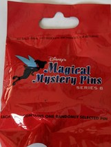 Magical Mystery Series 8 Doors Disney Pin Trading Mystery Pack 1 Pin SEALED - $9.89