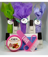 Let's Be Clear Scented Nail Polish Collection (Flower Bouquet) - $25.00