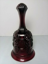 Vintage Avon Cape Cod Ruby Red Hostess Bell - $6.64