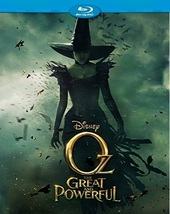 Disney Oz the Great and Powerful [Blu-ray]