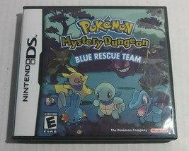 Pokemon Mystery Dungeon Replacement Nintendo DS Case Only No Game Or Man... - $19.79