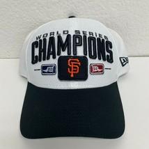 San Francisco Giants Baseball Hat Men's M-L World Series 2014 WS Champio... - $9.46