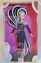 Bob Mackie 45th Anniversary Barbie Doll 2004 Convention Doll B3452 NRFB ... - $128.69