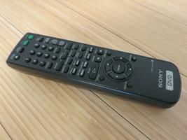 Genuine Sony DVD Video RMT-D119A Original Remote - $14.01