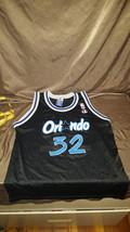VTG 90's Champion Orlando Magic Shaquille O'Neal #32 Jersey Sz YOUTH XL  free sh - $15.99