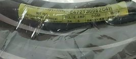 NEW BRAD HARRISON E472T30062C4H DIN 43650 10MM (FORM B) 24V, 3M 20/3 BLK CORD image 3