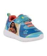 Moana Sneakers Size  9 10 11 or 12 Disney Princess Toddler up to Child - £15.51 GBP