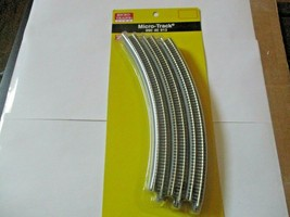 Micro-Trains Micro-Track # 99040913 Track Curved R-220MM 45 Degree  Z-Scale image 1