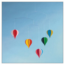 Hot Air Balloon Flensted Mobile, by Christian Flensted for Flendsted Mob... - $52.50