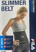 "*NEW* FILA 8"" Slimmer belt Core Fitness Premium Comfort Pro Quality shap... - £18.02 GBP"