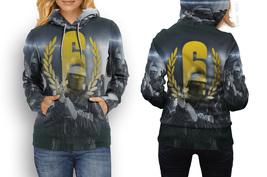 hoodie women Rainbow Six Siege - $43.99+
