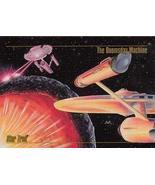 1993 Skybox Star Trek Master Series #59 The Doomsday Machine M/NM - $2.93