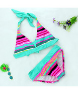 Toddler Baby Girl Kid Swimwear Swimsuit Bathing Tankini Bikini Set Beach... - $9.05+