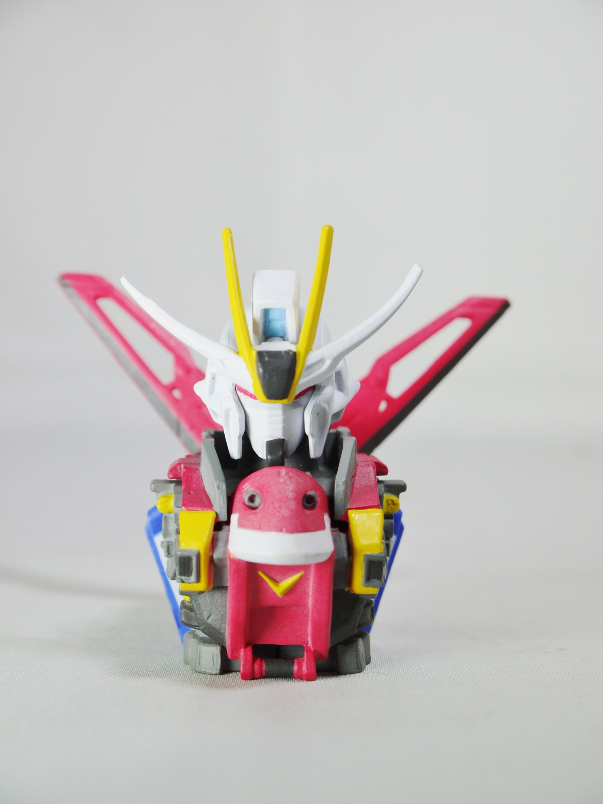 Bandai gundam seed destiny sword impulse head 01