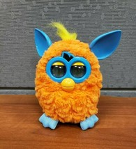 Furby Boom Orange And Blue Interactive Tested And Working - $19.55