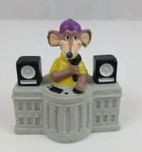 1992 Burger King DJ Mouse Kids Club Toy White House - $3.99