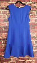 NWT! $148 Vince Camuto Laguna Scuba Shift Dress - Size 14  - $48.49