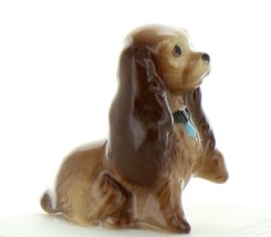 Hagen Renaker Miniature Dog Cocker Spaniel Mama Ceramic Figurine image 1