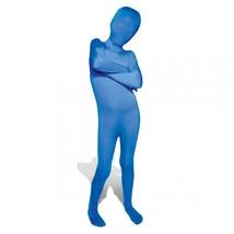 Morphsuit Blue Original Kids Body Suit Spandex Child Halloween Costume 7... - $33.32