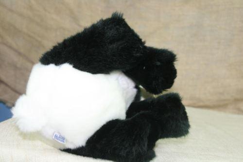 Aurora World Nature Babies Plush Panda Stuffed Animal With Neck Tag image 5