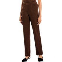 Giorgio Armani Women's Size 40 / Small Brown 100% Wool Dress Pant Trouse... - $46.33