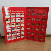 Coca Cola 120th Anniversary Memorial Novelty Figure Collection - $73.68