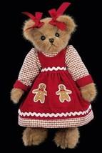"Bearington Bears ""Cookie"" 14"" Plush Bear- #173166 - NWT- 2011 - $59.99"