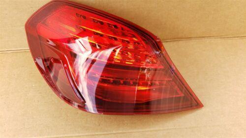 12-15 BMW F12 F13 Taillight lamp Fender Left Driver LH