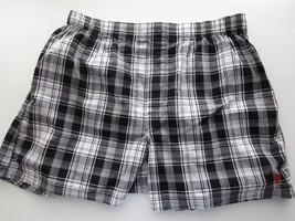 Polo Ralph Lauren 2-Pack Cotton Men's Woven Boxer M (32-34) UPC78  - $14.73