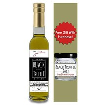 Black Truffle Oil SUPER CONCENTRATED 200ml 7oz 100% Natural NO ARTIFICIA... - $37.21