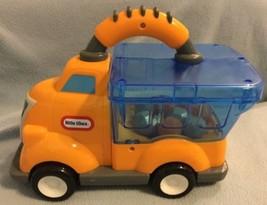 Little Tikes Pop Haulers Dump Truck Handle BOUL... - $11.99