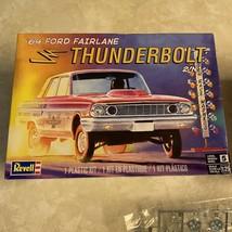 Revell '64 Ford Fairlane Thunderbolt 1/25 Scale Plastic Model Kit 85-440... - $44.88