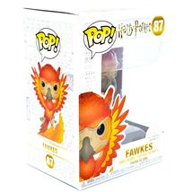 Funko Pop! Harry Potter Fawkes Phoenix #87 Vinyl Figure image 5