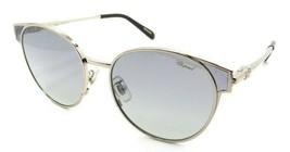 Chopard Sunglasses SCHC 21S 594G 56-17-135 Light Gold / Grey Gradient Italy - $144.45