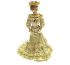 Coalport Louisa at Ascot Figurine LE 12500 Golden Age Collection - $215.63