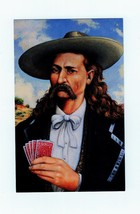 Postcard - First Day Of Issue -LEGENDS Of The WEST-WILD Bill Hickok - $2.91