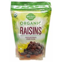 Wellsley Farms Organic Raisins, 2 lbs. (pack of 2) - $40.34