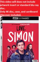Love, Simon (4K Ultra HD)