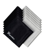 Garnetics Microfiber Cleaning Cloth 12 PACK - to clean Glasses, Lens, Ce... - $10.25