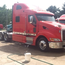 2007 KENWORTH T800 For Sale In North Plainfield, New Jersey image 1