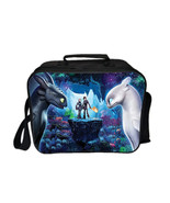 WM How To Train Your Dragon Lunch Box Lunch Bag Kid Adult D - $19.99